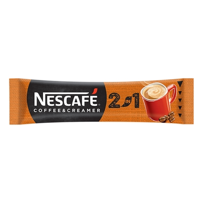 Picture of Nescafe Instant coffee 2in1 Coffee & Creamer, 8 g, in sachets, 28 pcs.
