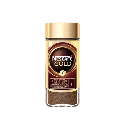 Picture of Nescafe Gold Instant coffee, 100 g, in a jar