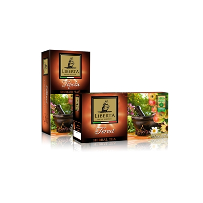 Picture of Liberta Forest Herbal tea, 1.5 g, in sachets, 20 pcs.