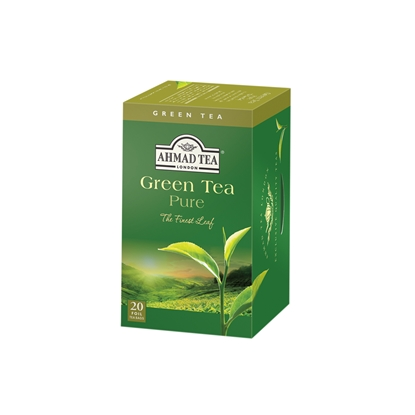 Picture of Ahmad Green Tea, 2 g, in sachets, 20 pcs.
