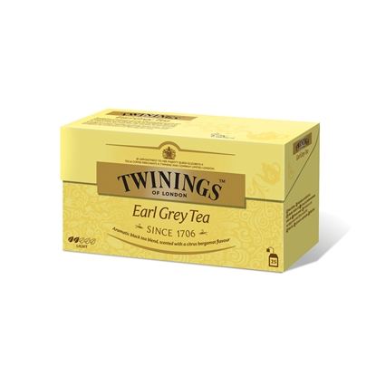Picture of Twinings Earl Grey Black tea, 2 g, in sachets, 25 pcs.