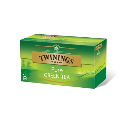 Picture of Twinings Green tea, 2 g, in sachets, 25 pcs.
