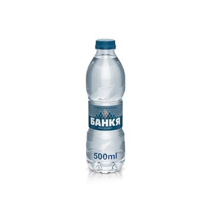 Picture of Bankia Mineral water, 500 ml, in a plastic bottle