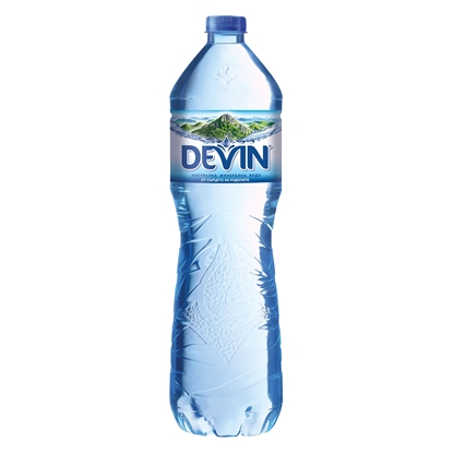 Picture of Devin Mineral water, 1.5 L, in a plastic bottle