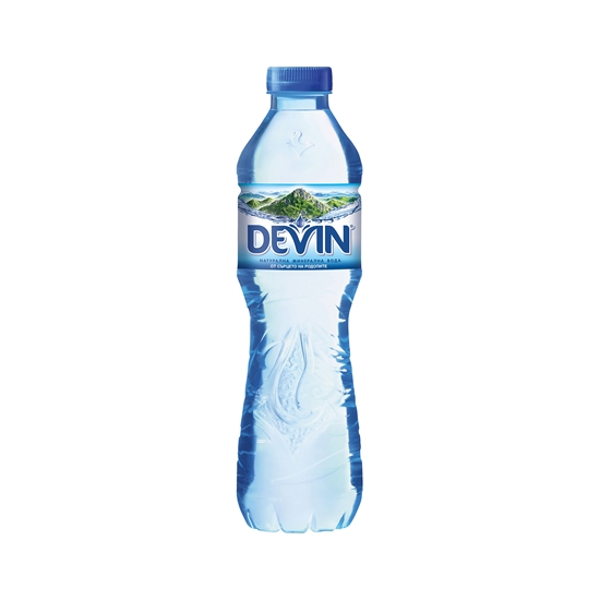 Picture of Devin Mineral water, 500 ml, in a plastic bottle