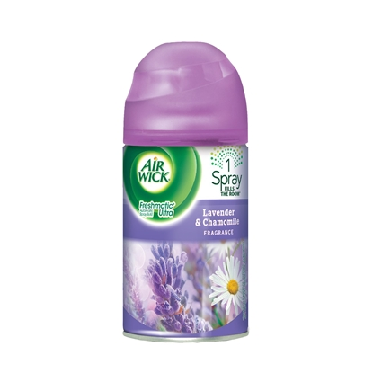 Picture of Air Wick Replacement for Freshmatic Freshener Lavender & Camomile, 250 ml