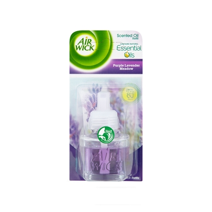 Picture of Air Wick Replacement for Electric Freshener Lavender, 19 ml