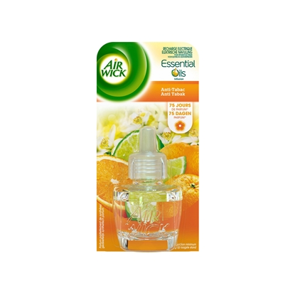 Picture of Air Wick Replacement for Electric Anti-tobacco Freshener, 19 ml