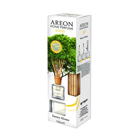 Picture of Areon Freshener Home Perfume Sticks, Sunny Home, 150 ml