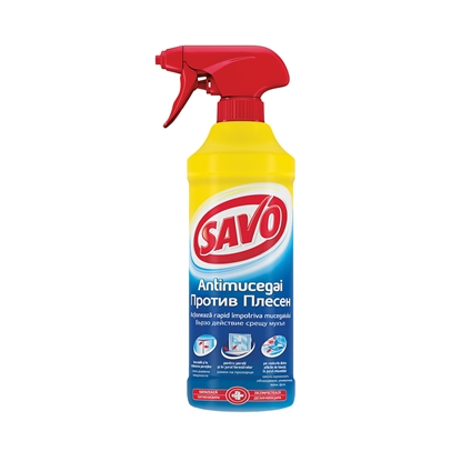 Picture of Savo soap against mould and fungus, spray, 500 ml