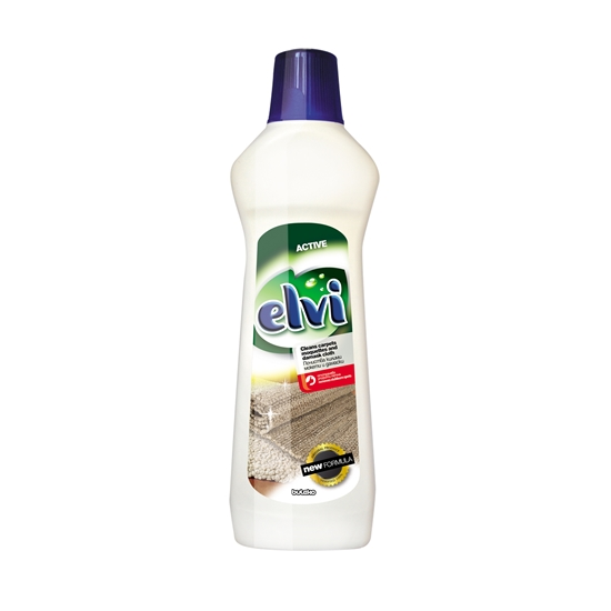Picture of Elvi soap for cleaning carpets and damasks, 500 ml
