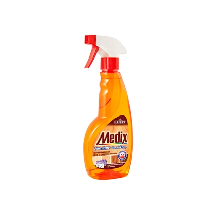 Picture of Medix soap for cleaning furniture and wood Expert Furniture Clean & Easy, spray, 350 ml