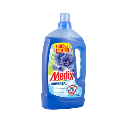 Picture of Medix Universal Cleaner Express & Shine Fresh Air, 1.5 L, blue