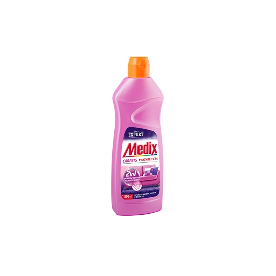 Picture of Medix soap for cleaning carpets and damasks Expert Carpets, active gel, 500 ml