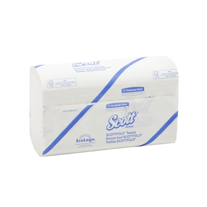 Picture of Kimberly-Clark wipes for hands Scott, 31.5 x 21.5 cm, one-layered, cellulose, 175 pcs