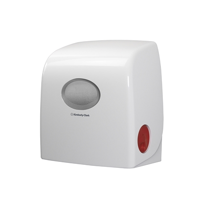 Picture of Kimberly-Clark  Aquarius No Touch Hand towel dispenser