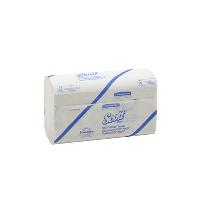 Picture of Scott wipes for hands Performance, V-fold, one-layered, 274 pcs