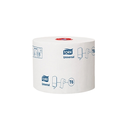 Picture of Tork toilet paper Mid Size T6, 135 m, 27 pcs.