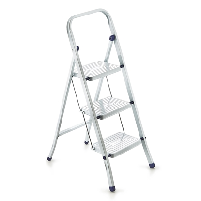 Picture of Ladder Class, metal, 3 steps