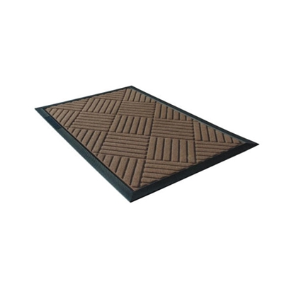 Picture of York Doormat, Carpet, 40 x 60 cm, with rubber base, colors assorted