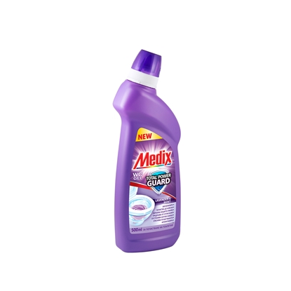 Picture of Medix Bathroom cleaner, 500 ml, violet