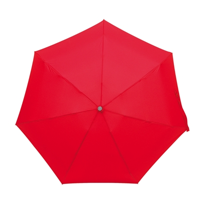 Picture of TOPS Umbrella Shorty, with bendable handle and case, red