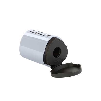 Picture of Faber-Castell Grip 2001 Single Sharpener, grey