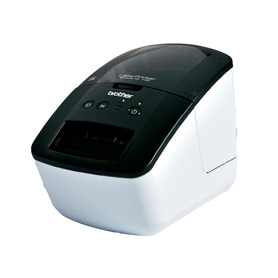 Picture of Brother QL 700 Barcode and label printer, thermal, max label size 120 mm