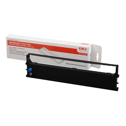 Picture of OKI ribbon cartridge OKI ML1120/1190