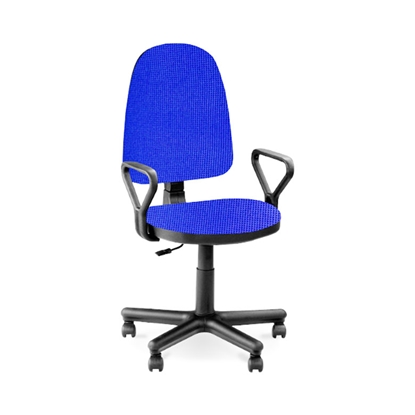 Picture of Nowy Styl Work chair Prestige GTP C14, with armrests Topaz