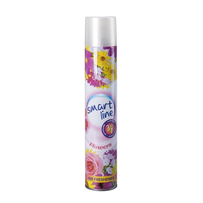 Picture of Smartline Air Freshener Spray Flowers, 400 ml