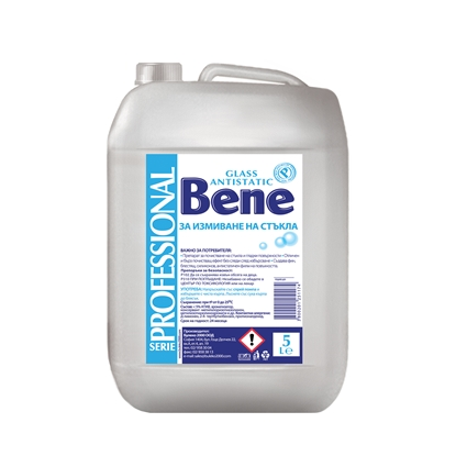 Picture of Bene Professional Glass cleaning liquid, 5 L
