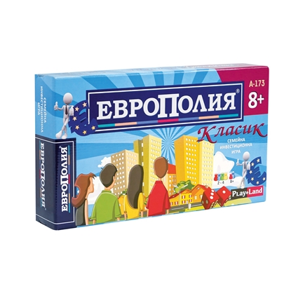 Picture of Playland Game Europolia classic, small
