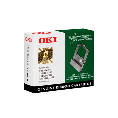 Picture of OKI ribbon cartridge OKI ML280/320/3320/3321