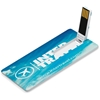 Picture of USB flash memory Credit Card, USB 2.0, 8 GB, without logo