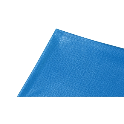 Picture of Panta Plast Protective tarpaulin for painting, 65 x 45 cm, blue