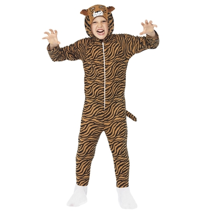 Picture of Tiger costume, size S