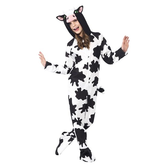 Picture of Cow costume, size S