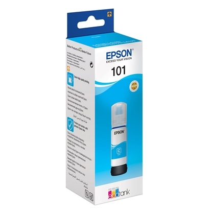 Picture of Epson Ink 101, C13T03V24A, 6000 pages, Cyan