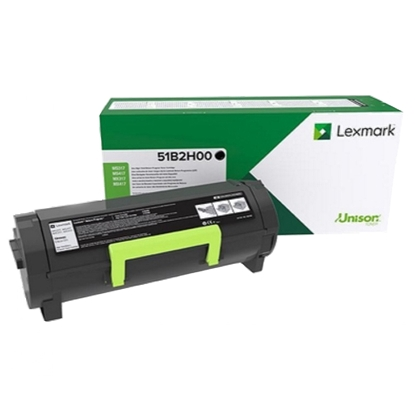 Picture of Lexmark Toner 51B2H00, 8500 pages, Black
