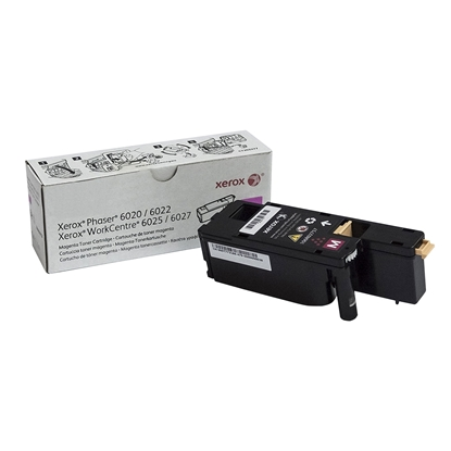 Picture of Xerox Toner 106R02761, WC6025/6027, 1000 pages/5%, Magenta