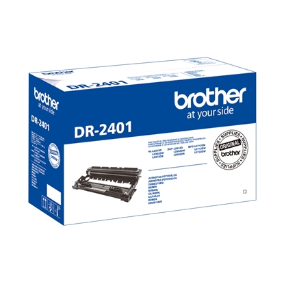 Picture of Brother barrel DR-2401, 12 000 pages, Black