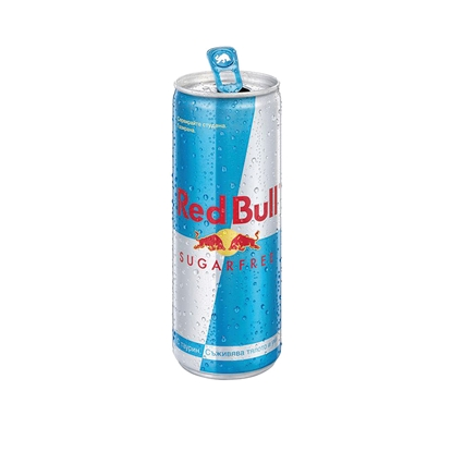 Picture of Red Bull Energy drink, sugar-free, 0.25 L can