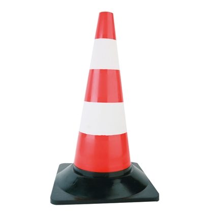 Picture of Traffic cone Cone 2, polyethylene, 50 cm, 9100-1