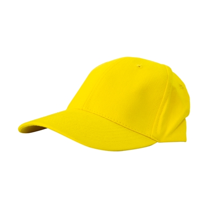 Picture of 6-panel Baseball cap, yellow