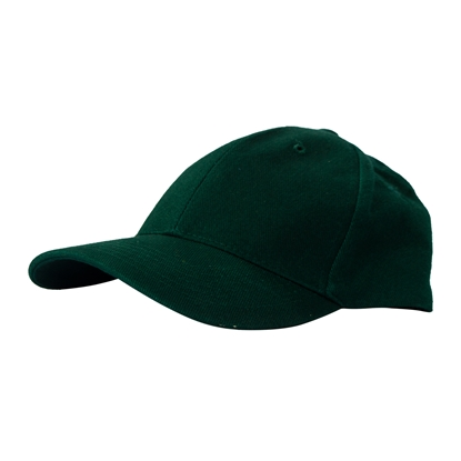 Picture of 6-panel Baseball cap, green