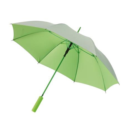 Picture of TOPS Automatic umbrella Jive, green and grey