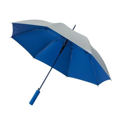 Picture of TOPS Automatic umbrella Jive, blue and grey