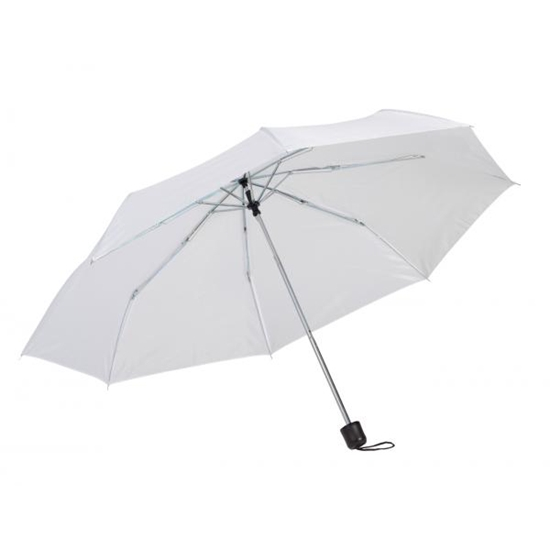 Picture of TOPS Umbrella Picobello foldable, white