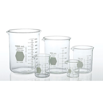 Picture of Beaker glasses, 250 ml, 10 pcs.